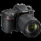 Nikon D7500 + 18-105 AF-S DX VR  + Zdarma Rollei batoh na zrcadlovku, 10 l (v ceně 1190 Kč)