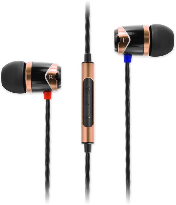 SoundMAGIC E10C, zlatá
