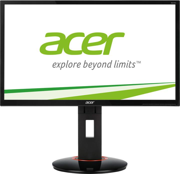 """Acer XB240Hbmjdpr Gaming - 3D LED monitor 24"""""""