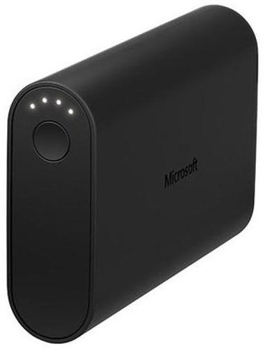 Microsoft DC-32, microUSB (5200 mAh), černá