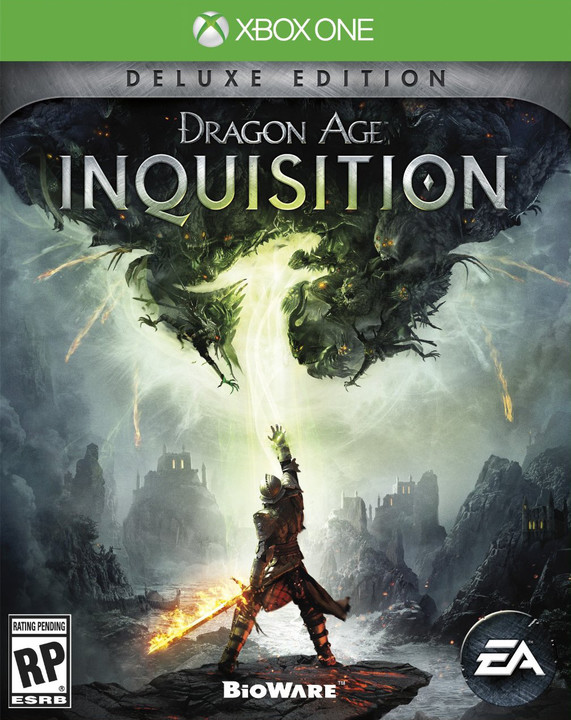 Dragon Age 3: Inquisition - Deluxe Edition - XONE