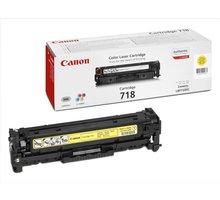 Canon CRG-718, žlutý - 2659B002