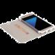 Krusell flipové pouzdro MALMÖ FolioCase pro Samsung Galaxy S7, bílá