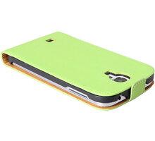 PATONA pouzdro pro Samsung Galaxy S4 (I9505), zelená hladká - PT8053