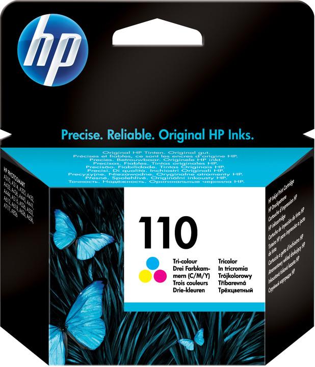 HP CB304AE, no.110, barevná