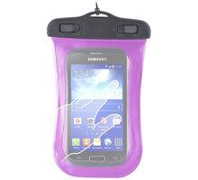 """Forever voděodolné pouzdro pro telefony 4.5"""" - 5.0"""" - růžové - LCSUNIVVOLPI"""