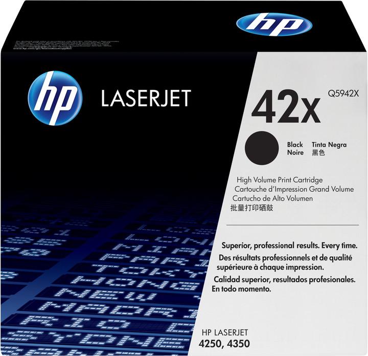 HP Q5942X, black