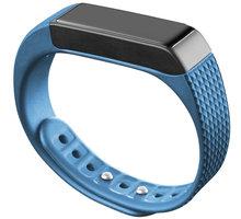 CellularLine EASYFIT Touch bluetooth fitness náramek , modro-černá - BTEASYFITTOUCHB