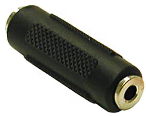 PremiumCord Spojka 3,5 mm Jack - 3,5 mm Jack, F/F