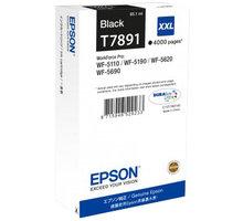 Epson C13T789140, černá