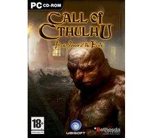 Call of Cthulhu: Temná zákoutí země - PC - PC - 8595071022577