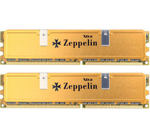 Evolveo Zeppelin GOLD 4GB (2x2GB) DDR3 1333 CL 9 - 2G/1333/XK2 EG