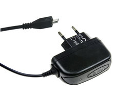 Aligator, micro USB nabíječka 5V/1A, černá - CDP0054