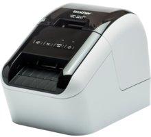 Brother QL-800 tiskárna štítků - QL800YJ1