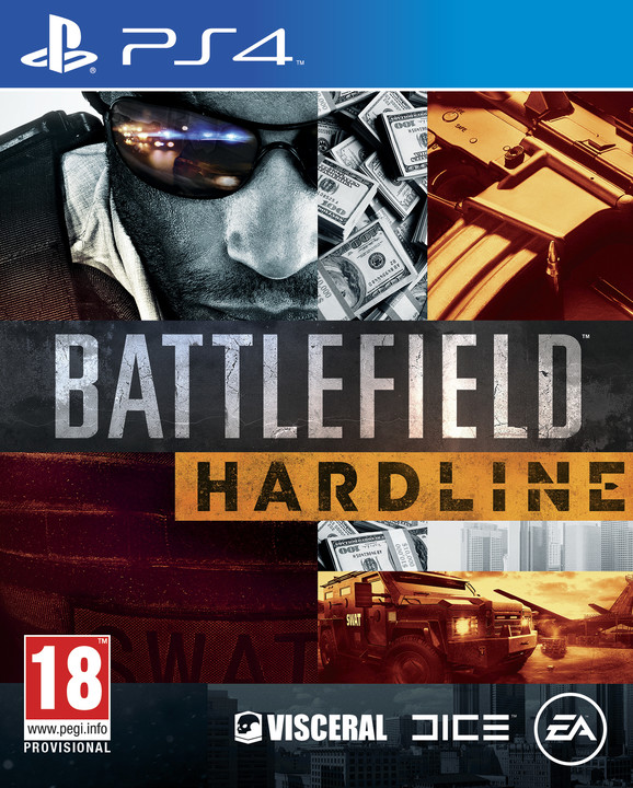 Battlefield: Hardline - PS4