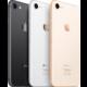 Apple iPhone 8, 64GB, stříbrná