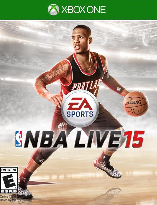 NBA Live 15 - XONE