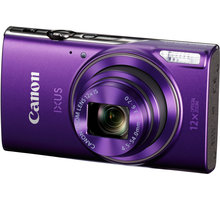Canon IXUS 285 HS, fialová - 1082C001AA