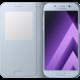 Samsung Galaxy A5 2017 (SM-A520P), flipové pouzdro, S-View, modré
