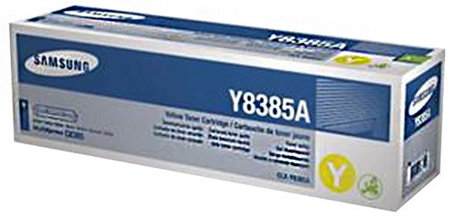 Samsung CLX-Y8385A, žlutá