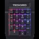 Tesoro Tizona Spectrum Numpad, černá, US