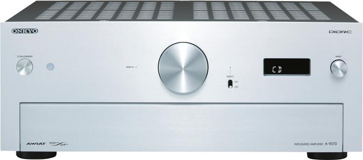 Onkyo A-9070, stříbrná