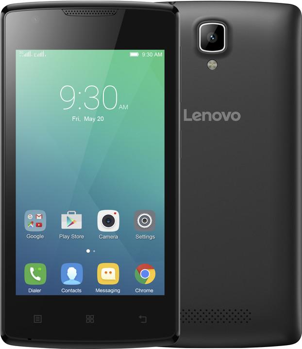 Lenovo A - 4GB, černá