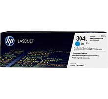HP CC531L, azurová