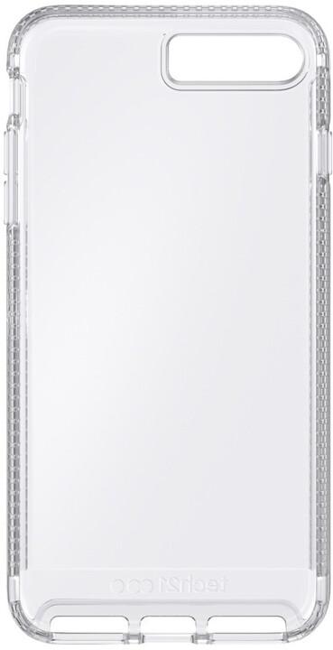 Tech21 Impact Clear zadní ochranný kryt pro Apple iPhone 7 Plus, čirý