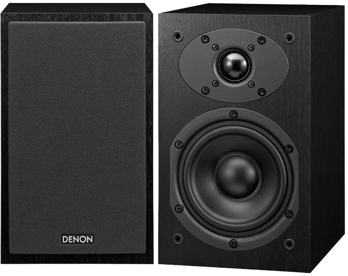 Denon SC-M40, černá