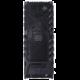 Thermaltake Overseer RX-I, okno, černá