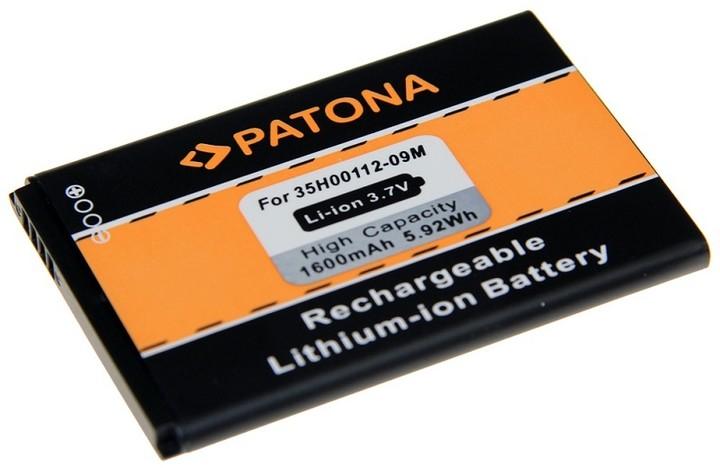 Patona baterie pro HTC BA-S420 1600mAh 3,7V Li-Ion
