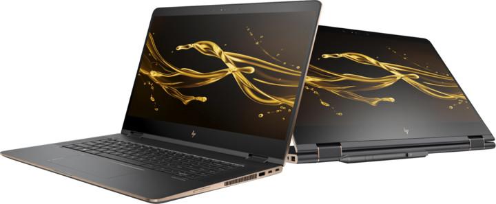 HP Spectre x360 15 (15-bl100nc), černá