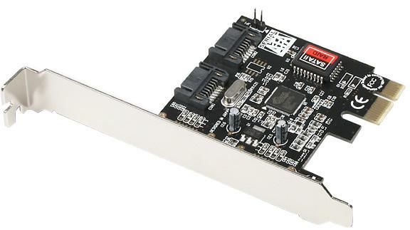 AXAGON PCIe řadič 2x int.SATA