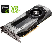 ASUS GeForce GTX 1080Ti Founders edition, 11GB GDDR5X - 90YV0AP0-U0NM00