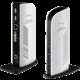 i-Tec USB 3.0 Docking Station Advance DVI Full HD + Gigabit Ethernet  + i-Tec USB hub, USB 3.0, 4port, pasivní, SLIM, černý (v ceně 309,-)