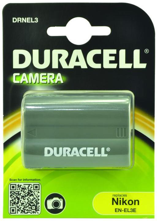 Duracell baterie alternativní pro Nikon EN-EL3e