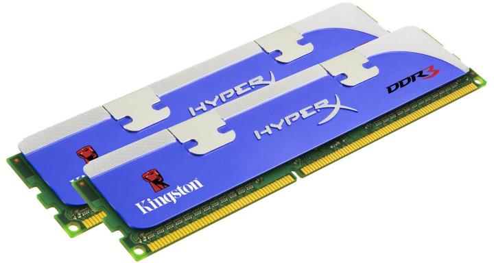 Kingston HyperX 8GB (2x4GB) DDR3 1600 XMP