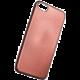 Forever silikonové (TPU) pouzdro pro Apple iPhone 7, carbon/růžová/zlatá