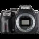 PentaxK-70, černá + DAL 18-50mm WR + DAL 50-200mm WR
