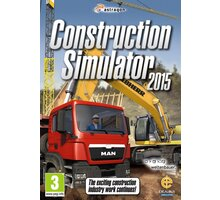 Construction Simulator 2015 - PC - PC - 8592720122176