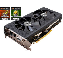 Sapphire Radeon NITRO+ RX 480, 8GB GDDR5 - 11260-07-20G + Kupon hru na PC DOOM v ceně 1149,-Kč od 21.2 do 21.5 2017