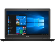 Dell Precision M3520, černá - 8DJW5 + Intel Summer 2017, 4K content and creativity bundle