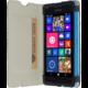 Krusell flipové pouzdro MALMÖ FolioCase pro Lumia 550, černá