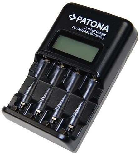 Patona HighSpeed s LCD AA/AAA