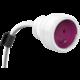 PowerCube EXTENSION prodlužovací přívod 3m - 1 zásuvka, růžová
