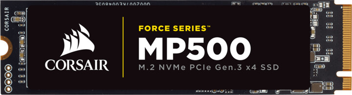 Corsair Force MP500 (M.2) - 120GB