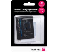 Connect IT bezdrátové nabíjení pro Galaxy S5 - CI-420