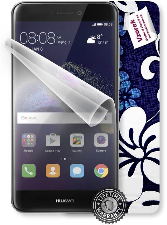 ScreenShield fólie na displej + skin voucher (vč. popl. za dopr.) pro Huawei P9 Lite (2017)