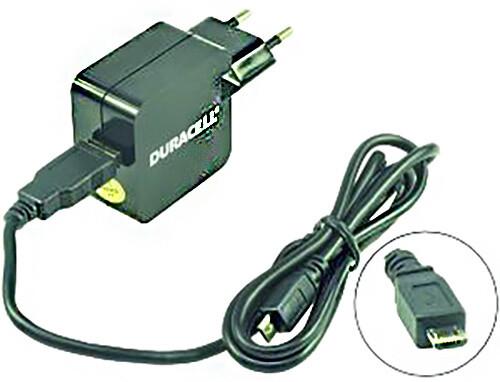 Duracell nabíječka na GSM a tablety 2.4A, Micro USB